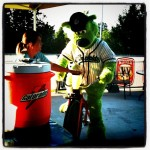 July 25, 2011 - Eugene Emeralds Game
