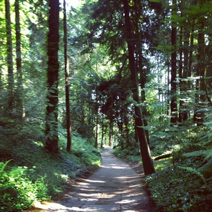 Washington Park, Mac Trail, Portland